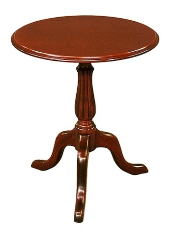 Victorian Wine Table - Solid Mahogany