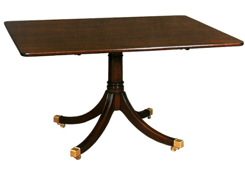 Cranmore Regency Style Braekfast Table - Solid Mahogany