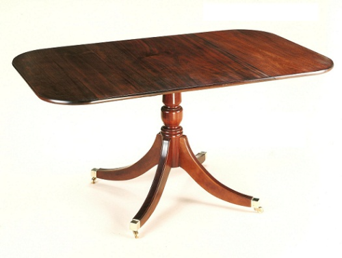 Regency Pembroke Table - Veneered